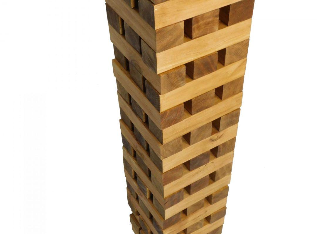 Tumble Tower 2 - Rustic